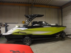 scarab 215 HO Sportboot