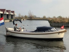 Jan Van Gent 8.20 Soft Top Deckboot