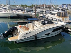 Quicksilver 875 Sundeck + 400PS TESTBOOT Runabout