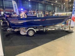 Aluma Craft Alumacraft Escape 165 TL Fischerboot