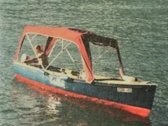 Schölly Aluminium Boot Fishing Boat