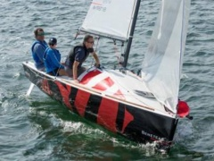 Seascape First 18 Barco desportivo