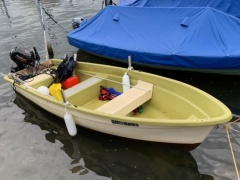 Bucher Siesta Fishing Boat