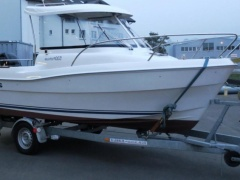 Quicksilver 530 Pilothouse Pilotina