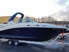 Sea Ray 275 DA Pilot woonboot