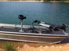 Kimple Angler 370 Fischerboot