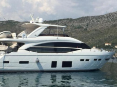 Princess 75 FLY - MODEL 2017 Flybridge
