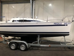 Sunbeam 24 KS Segelyacht