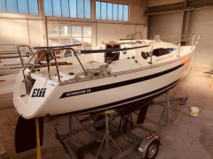 Sunbeam 24 KS EBD Segelyacht