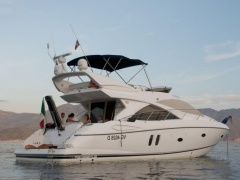 Sunseeker Manhattan 50 Bella Mia Flybridge Yacht