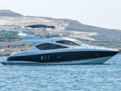 Sunseeker Manhattan 52 Flybridge Yacht