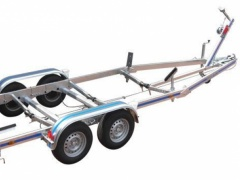 WICK Trailer 2700 KG Twin Axle