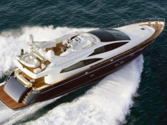 Riva 85 Opera Super Flybridge Yacht
