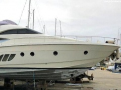 Dominator 62 S- Model 2006 Flybridge Yacht