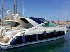 Fairline 48 Open Da Crociera Cabinata