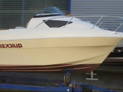 Quicksilver 510 Cruiser Kabinenboot