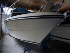 Scand 26 CC Pilothouse Boat