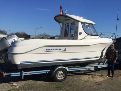 Quicksilver 640 Pilothaus Pilothouse Boat