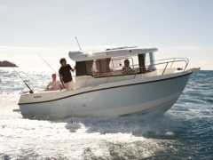 Quicksilver 675 Pilothouse 200 PS MESSEBOOT Pilothouse Boat