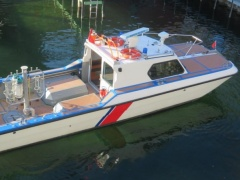 Lehmar 1000 / CC-L-B Working Boat