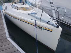 8 Meter one Design 8mOD Keelboat