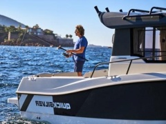 Quicksilver (Brunswick Marine) Captur 755 Pilothouse Explorer Pilothaus