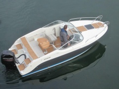 Quicksilver 595 Cruiser 100 PS Daycruiser