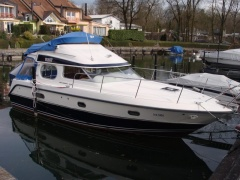 Nimbus 33 Avanta Fly Flybridge