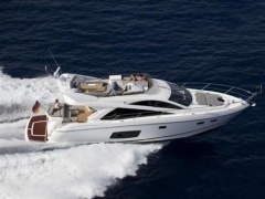 Sunseeker Manhattan 53 ALEGRA Flybridge Yacht