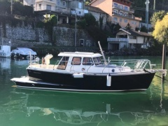 Haber 700 MPL Planning boat Pilothouse
