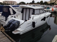 Jeanneau Merry  fisher  855 Antibes Pilot woonboot