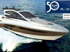 Cobrey 33HT Hard Top Yacht