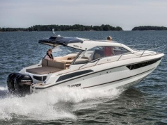 Flipper 900 ST Hard Top Yacht