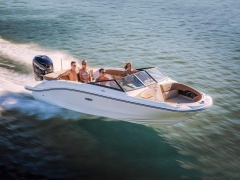 Sea Ray 19 SP OB / 150 Bowrider
