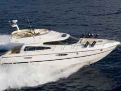Cranchi Atlantique 48 Flybridge Yacht