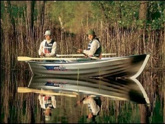 Linder 410 Fish 2,5 SUZ Pack Fischerboot