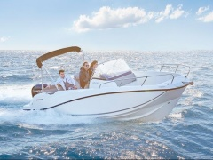 Quicksilver Activ 675 Open / Nuova Speedboot