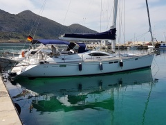 Jeanneau Sun Odyssey 54 DS Owneryacht 3 Cabins