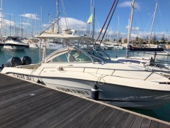 Hydra-Sports Boats 2900 VX Fischerboot