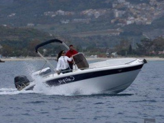 Orizzonti Calipso 620 (Package Mercury) Center Console Boat