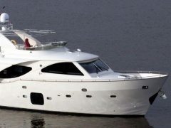 Gianetti 62 Explorer Flybridge Yacht