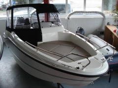 Quicksilver 455 Open Speedboot