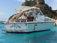 Chris Craft super catalina 28 Yacht a Motore