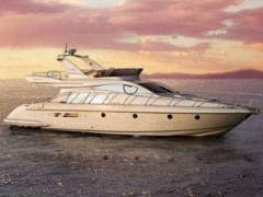 Azimut Az 50 Fly Flybridge Yacht