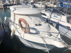 Quicksilver 650 Camping Pilot House Boat