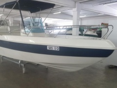 Marinello Open 19 Ponton-Boot