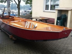 Weidling Holzboot Day Cruiser
