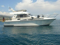 Storebro Royal Cruiser 380 Biscay Flybridge Yacht