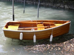 Hächler Ruderboot Dinghy