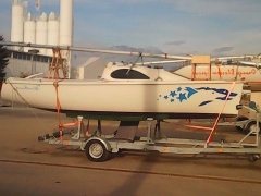 Style Yacht Scholtz 22 Racing Version Daysailer